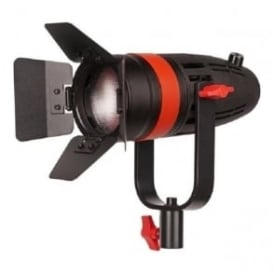 1 Pc CAME-TV Boltzen 55w Fresnel Fanless Focusable LED Bi-Color