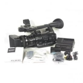 PXW X200 Camcorder Kit with Original box, 585 Hours, Used