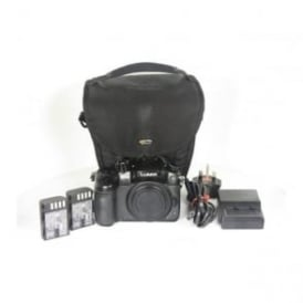 LumixG GH4 With 2x Batteries, Charger and Bag, Used