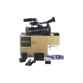 Sony PMW-200 Camcorder kit with accessories 601 hours USED