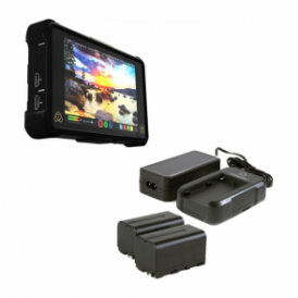 Atomos AO-ATOMSHGIN2 Shogun Inferno with Travel Case package a