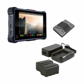 "Atomos Ninja Inferno 7"" 4K HDMI Recording Monitor package c"