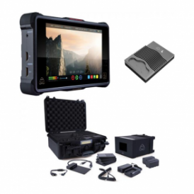 "Atomos Ninja Inferno 7"" 4K HDMI Recording Monitor package d"