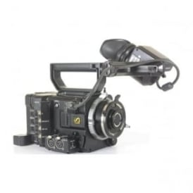 Sony PMW-F55, 1455 hours with DVF-EL100 Viewfinder, Used