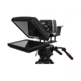 "PrompterPeople UL 10 Ultralight iPad 10"" Affordable Teleprompter with Auto Reversing Monitor"