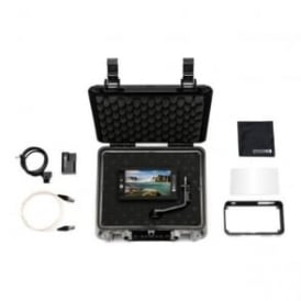 SmallHD SHD MON502BKIT1 502 Bright Full HD On-Camera Monitor Bundle