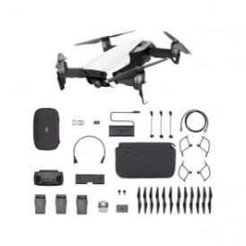 Dji mavicair flymore Mavic Air Fly More Combo Arctic White