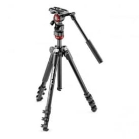 Manfrotto MAN MVKBFR LIVE Befree Live Video Head|Befree Tripod System