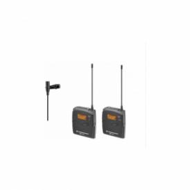 Sennheiser 504645 ew 112-p G3 GB Tie Clip Lavalier Radio Microphone, Ex Display