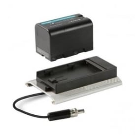 Datavideo DATA MB4 P Battery adapter/mount for DAC series-Panasonic