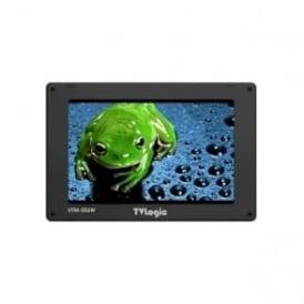 """TV Logic VFM 056WP 5.6"""" Lightweight Compact Viewfinder"""