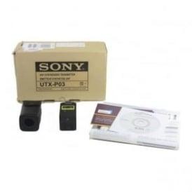 Sony UTX-P03 UHF Plug-on Mic Transmitter 710.025 - 782.000MHz, Ex Demo