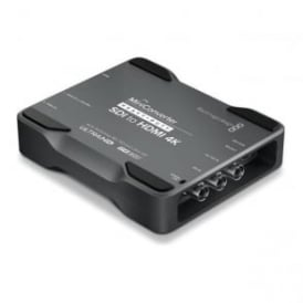 Blackmagic BMD-CONVMH/DUTYSH4K Mini Converter Heavy Duty SDI to HDMI 4K