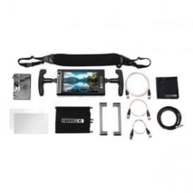 SmallHD SHD-MON703U-GMDK 703 Ultra bright Directors Kit - Gold Mount