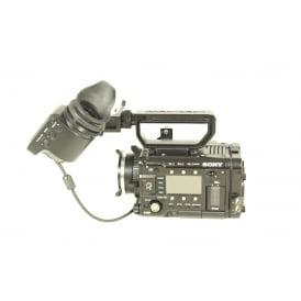 Sony PMW F5 Camcorder 4K, w/DVF EL100, 1228hr, Used