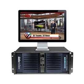 Datavideo DATA-TVS1200A Trackless Virtual Studio System - Dual SDI