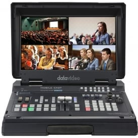 Datavideo DATA-HS1500T HDBaseT Portable Video Studio with PTZ Control