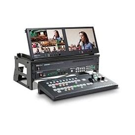 Datavideo DATA-GO1200STUDIO 6 Channel HD Portable Video Production Studio