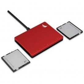AngelBird AB-CFD31EK CFast 2.0 Dual Card Reader