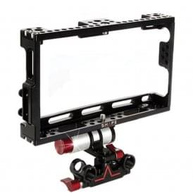 Shape SH-SHOROD Atomos Shogun Cage with 15mm Monitor Bracket