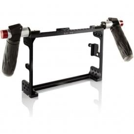 Shape SH-7Q+HAND Odyssey 7Q+ Monitor Cage Kit with Handles