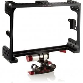Shape SH-7Q+ROD Odyssey 7Q+ Monitor Cage Kit with 15mm Bracket