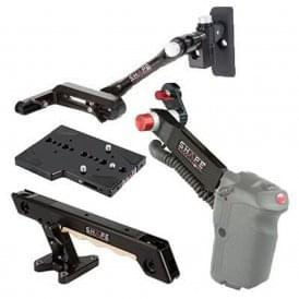 Shape SH-C200GDKT1RV Canon C200 Revolt Kit (Inc. Remote Extension/Adapter Plate/Top Plate with Handle + EVF Mount)