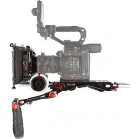 """Shape SH-C2KIT Canon C200 Camera Bundle Rig with Follow Focus Pro & 4 x 5.6"""" Matte Box"""