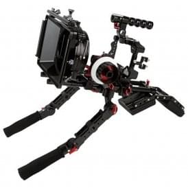 CAME-TV CAME-A7R3-5KIT Sony A7RIII Camera Rig Mattebox Shoulder Support Kit