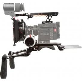 Shape SH-RWKS Complete Rig System for RED WEAPON EPIC-W, SCARLET-W, and RAVEN Cameras