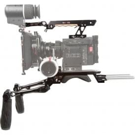 Shape SH-RWBR Pro Bundle Rig for RED WEAPON EPIC-W, SCARLET-W, and RAVEN Cameras