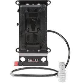 Shape SH-CPVALX Cheese Plate and V-Mount Battery Plate for ARRI ALEXA Mini Camera