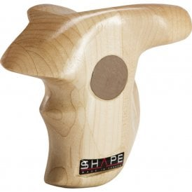 Shape SH-WL-HAND Wooden Replacement for Left Rubber Handle Clamp