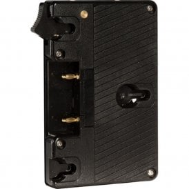 Shape SH-ABGL Gold Mount Plate with D-Tap