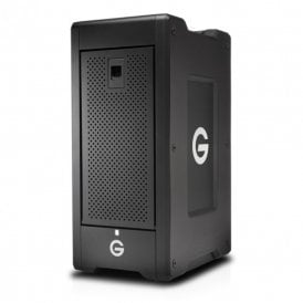 G-Technology GT-0G05041 G-SPEED Shuttle XL Thunderbolt 2 80TB Black EMEA