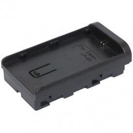 Datavision LG-CBA-CAN Canon E6 Battery Adapter Plate for On Camera