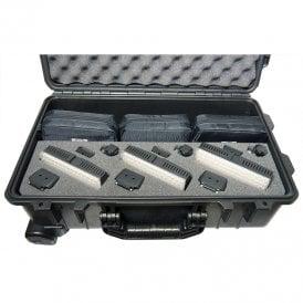 Datavision LG-B160C-RKBC 3 x 160BC Light Bi-Colour Reporter Lighting Kit
