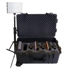 Datavision LG-B308RK 3 x 308 Light Daylight Reporter Lighting Kit