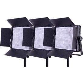 Datavision LG-1200LK3 3x 1200 Daylight Location Lighting Kit