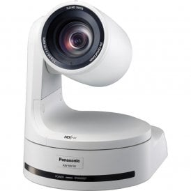 Panasonic PAN-AWHN130WEJ Full HD Remote Camera with Built-in Network Device Interface (NDI I HX) Support - White