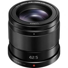 Panasonic PAN-HHS043EK Lumix G 42.5mm f/1.7 ASPH. POWER O.I.S. Lens