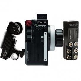 Teradek TRT-15-0027 Wireless Lens Control Kit (MK3.1 Receiver, MK3.1 Controller+Forcezoom)