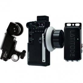 Teradek TRT-15-0015 Wireless Lens Control Kit (Latitude-M Receiver, MK3.1 Controller+Forcezoom)