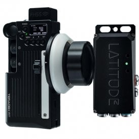 Teradek TRT-15-0013 Wireless EF Lens Control Kit (Latitude-M Receiver, MK3.1 Controller)