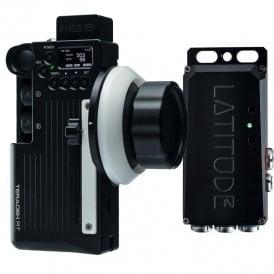 Teradek TRT-15-0016 Wireless EF Lens Control Kit (Latitude-MB Receiver, MK3.1 Controller)