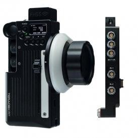 Teradek TRT-15-0019 Wireless EF Lens Control Kit (Latitude-SK Receiver, MK3.1 Controller)