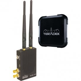 Teradek TER-BOLT-999XT-2V Bolt XT 3000 TX / RX Set and Bolt 10K RX HD-SDI/HDMI Kit - V-Mount