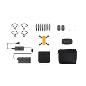 DJI 415014086 Spark Fly More Combo (Sunrise Yellow)
