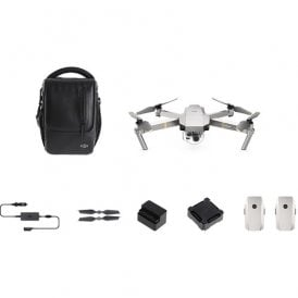 DJI 415014352 Mavic Pro Platinum Fly More Combo