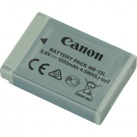 Canon 9839B001 Lithium-Ion Battery Pack (3.6V, 1250mAh)